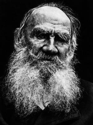 Leo Tolstoy circa 1908.
