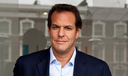 Brent Hoberman, chairman and co-founder of Founders Factory, says it aims to develop as many as 200 early stage technology companies over the next five years