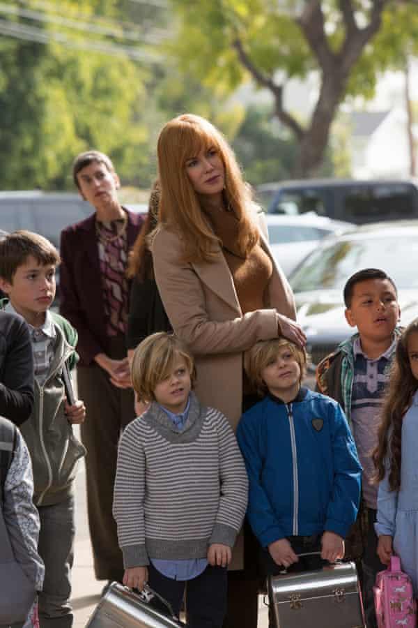 Nicole Kidman in Big Little Lies