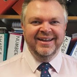 Graham Walton, head of Maths, Tupton Hall school Derbyshire