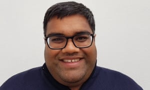 Kevin Patel, deputy headteacher of Harrow high school.