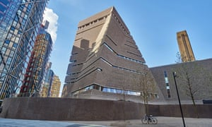 The Switch House at Tate Modern, London, drew 143,000 visitors on its opening weekend in June.
