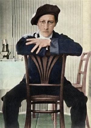 Igor Stravinsky in 1914.