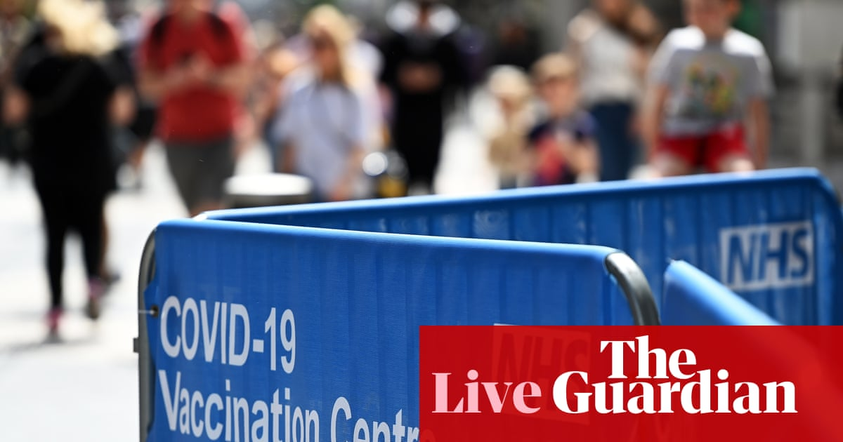 Coronavirus live news: more lockdowns 'unlikely' to be needed, says UK expert; Australia has record day of cases