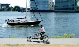 Riese & Muller electric cargo bike