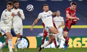 James Milner in action.