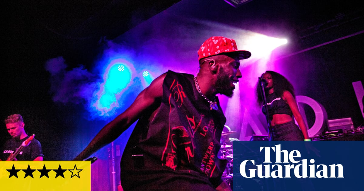 Kojey Radical review – flexing his musicality big time