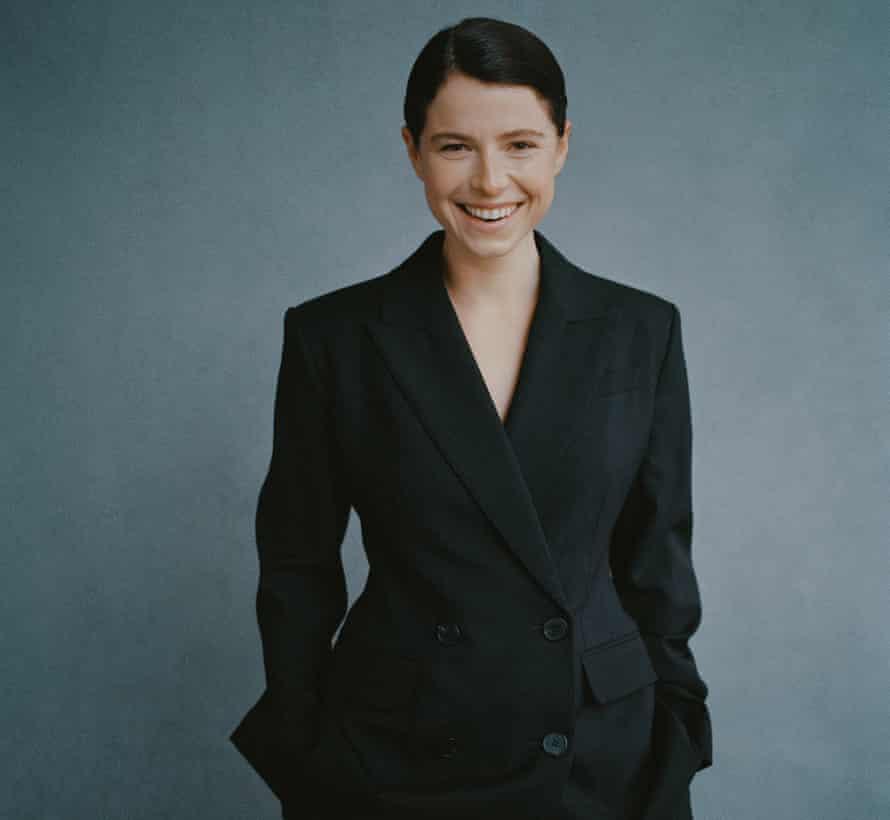 Actor Jessie Buckley
