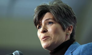 Joni Ernst: 'I turned Candidate Trump down, knowing it wasn't the right thing for me or my family.'