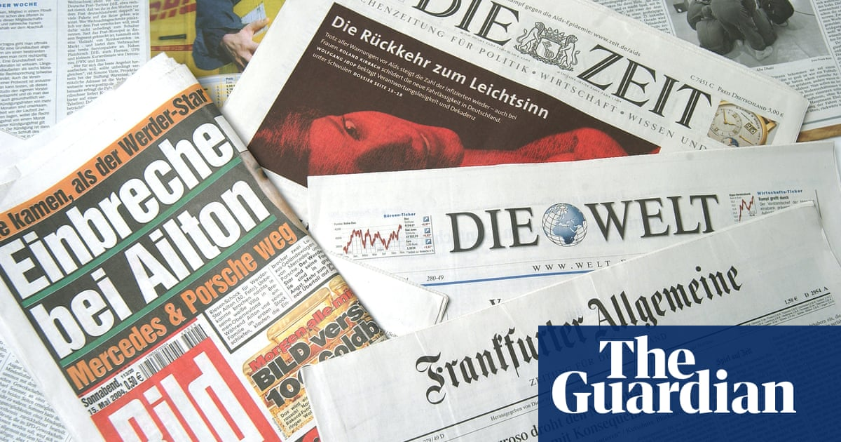Crossword blog: can you be cryptic in German? | Crosswords