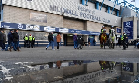 Millwall charged after fans allegedly chanted racial abuse in FA Cup tie