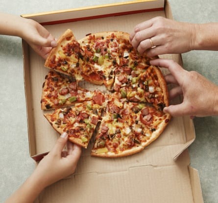 The two-pizza rule …