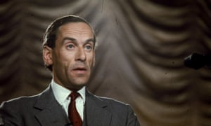 Jeremy Thorpe, the subject of Adam Macqueen's gripping debut novel, Beneath the Streets