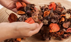 After a decade of falling sales, pot-pourri is back in fashionable homes.