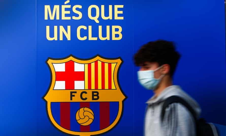 Barcelona: 'As one of the world's top sports club, our intention shall always be to be at the forefront.'