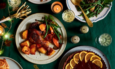 A New Year's Eve dinner menu by Great British Bake Off cooks – recipes