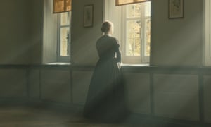 Radiant with loneliness … Cynthia Dixon as Emily Dickinson in A Quiet Passion.