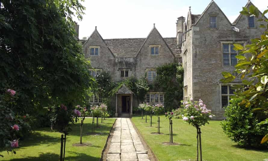 Kelmscott Manor, West Oxfordshire, where the Morris family spent part of each year.