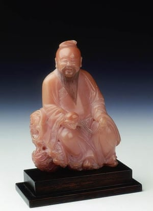 Figure of Dongfang Shuo