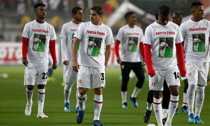 6a45dd2c7 Paolo Guerrero  Peru s  warrior  striker relishing redemption chance ...