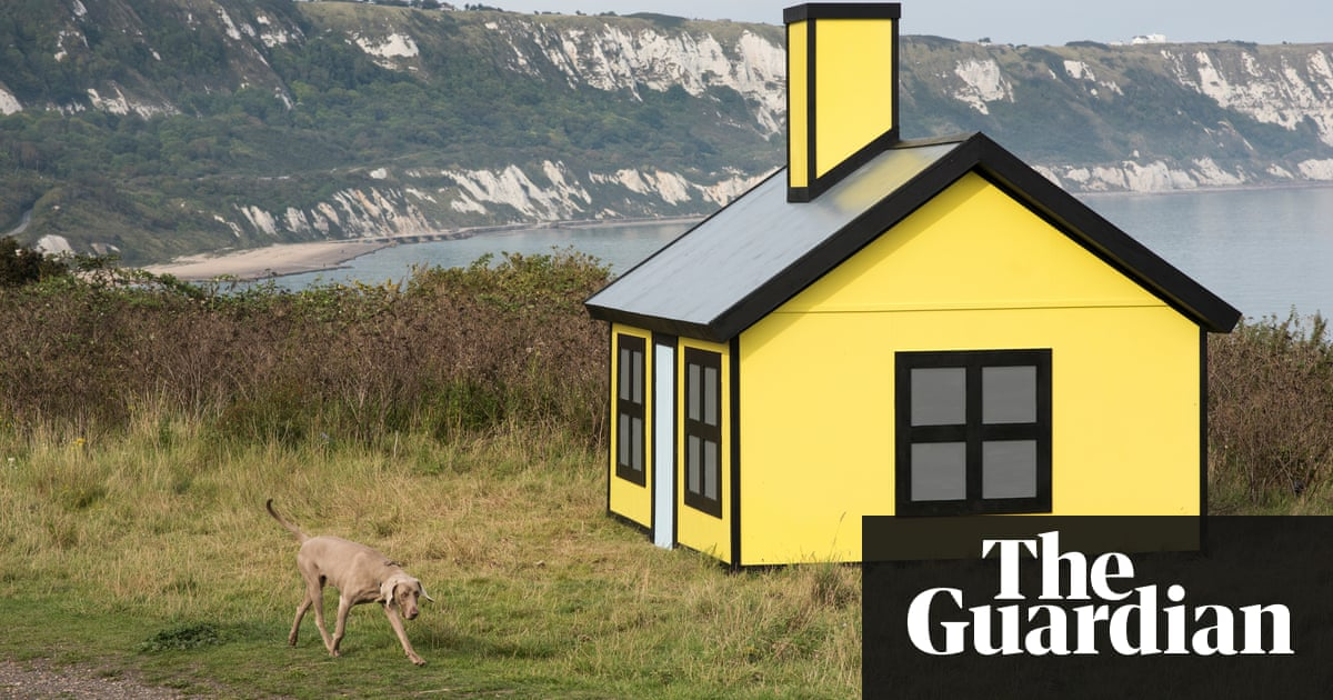 Richard woods artist i made six identical bungalows and installed room with a view one of richard woodss six bungalows installed for folkestone triennial solutioingenieria Images
