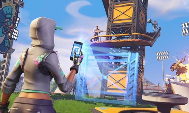 Fortnite's new Creative mode: a game-changer | Games | The Guardian