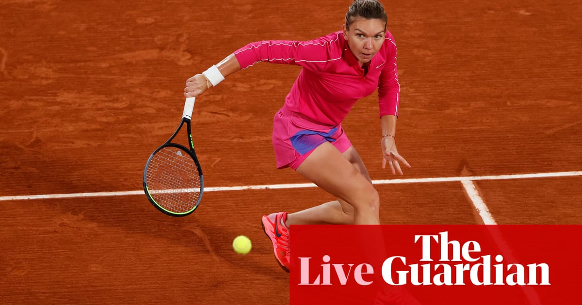 French Open 2020: Wawrinka and Mertens in action as Halep wins – live!