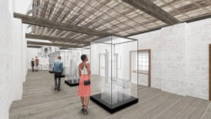 Meet the convicts - experiential museums immerse us in our past.