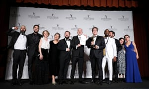 Porta dos Fundos, the Brazilian YouTube comedy group who created The First Temptation of Christ, won an international Emmy last month for its holiday special last year.