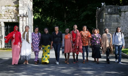Leading African experts on FGM at a summit in Ireland earlier this year. Photograph Nick Bradshaw