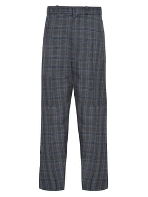 Trousers, £660, by Vetements at