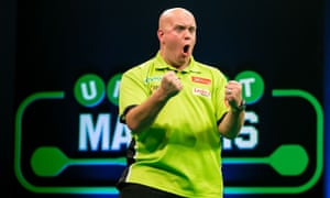 Michael van Gerwen won 18 tournaments in 2015 and the world No1 is terrifyingly consistent.