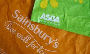 e20cc247d4342 Sainsbury's and Asda get extra time over CMA merger inquiry