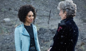 Pearl Mackie and Peter Capaldi will star in their final Doctor Who episode on Christmas Day.