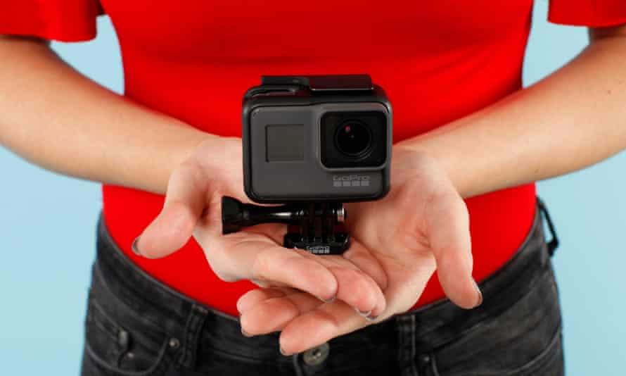 The GoPro Hero5.