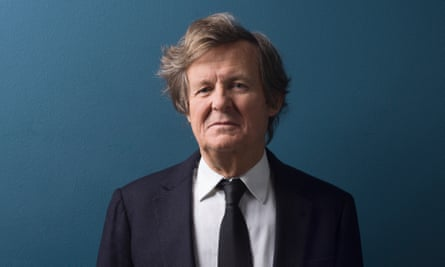 Celebrated stage writer and director David Hare