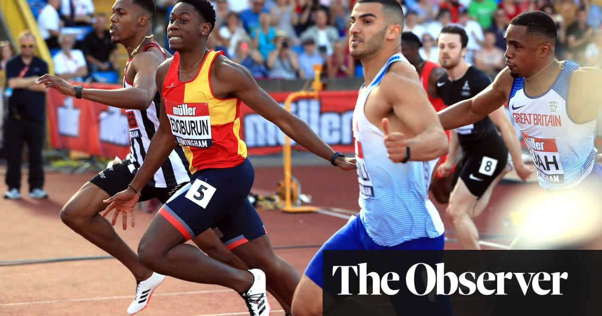 Ojie Edoburun sees off Hughes but troubled by claim Coleman missed tests