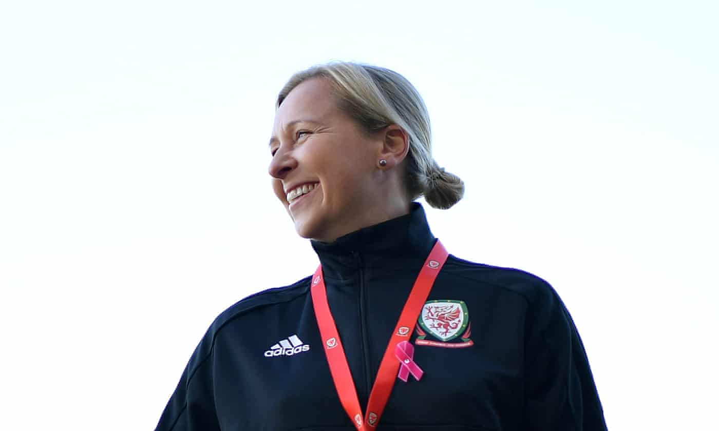 Why Wales' Jayne Ludlow is targeting three tournaments at the same time