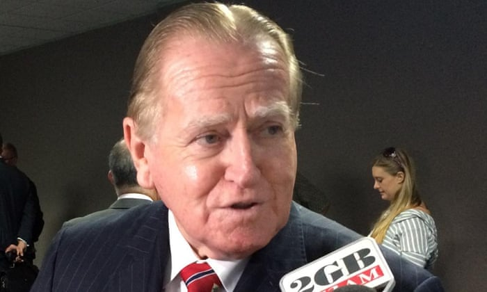 Christian Democrats leader Fred Nile holds the balance of power in NSW parliament.