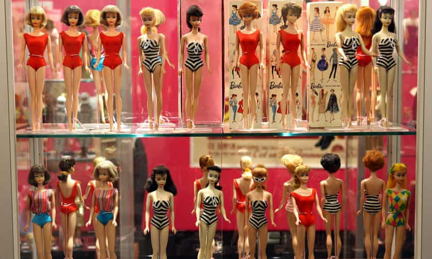 For decades Barbie dolls were criticised for making young girls obsess over unrealistic body dimensions.