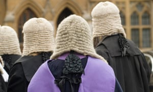 The survey found 74% of judges working in the high court and appeals court were privately educated.