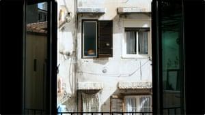 Hana Sackler, Palermo, Sicily