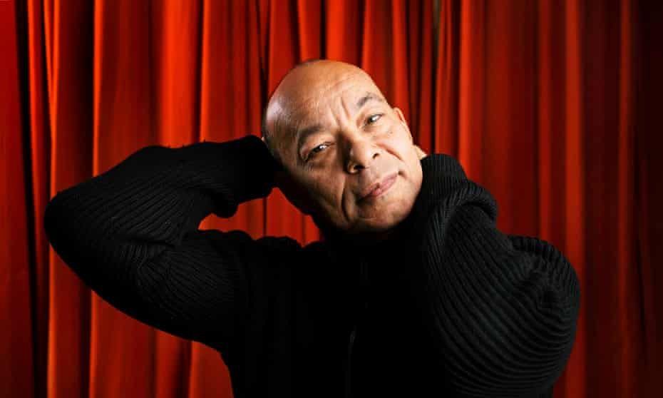 'It's what could have been my story' ... Roland Gift, whose musical tells the story of a frontman who ends up penniless and in prison.