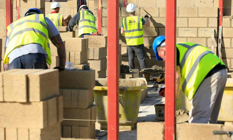 The number of small housebuilders has declined drastically – from 10,000 in 1980 to 2,800 by 2014.