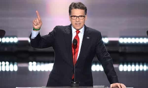 Rick Perry thinks Trump can win 36 states.