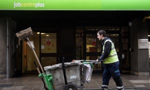 Street cleaning. A cut in immigration would give only a tiny boost to wages in low-paid sectors