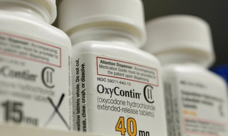 Purdue Pharma is accused of 'deceiving' patients and doctors about the addictive and deadly risks of OxyContin.