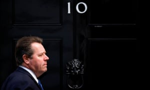 Mark Spencer, the chief whip. Last night 42 Tory MPs rebelled on a vote on the compulsory 10pm closing time.