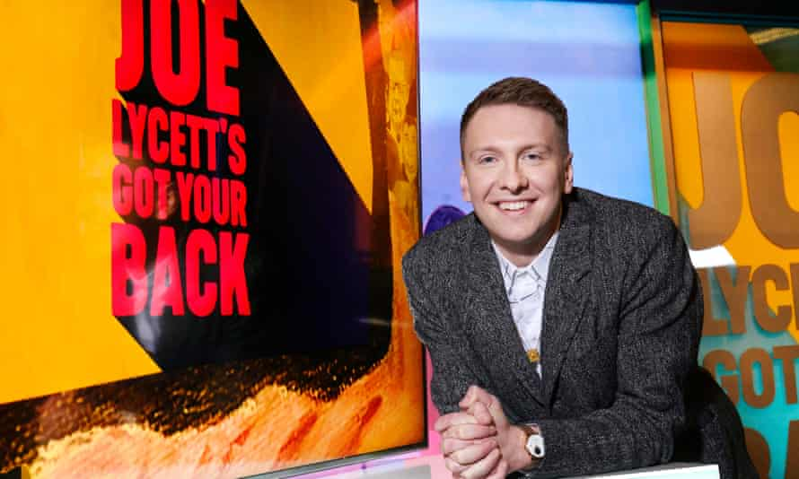 Joe Lycett resumes his consumer crusade in a new series.