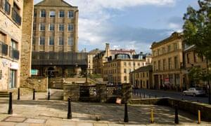 Underdog status … Bradford, West Yorkshire.